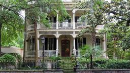 Savannah hotels near Savannah Historic District