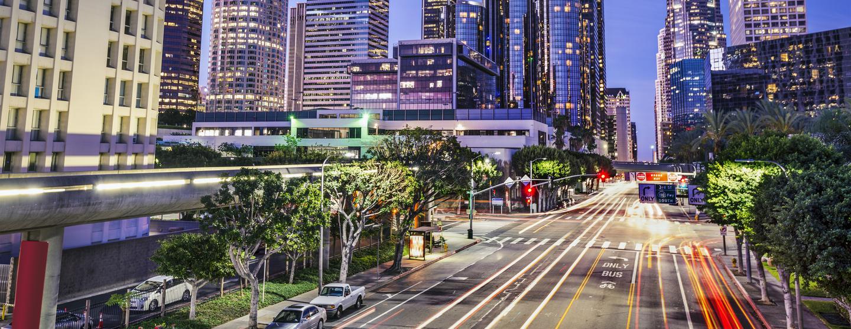 Car Hire Los Angeles