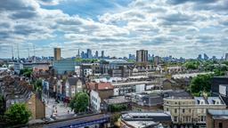 London hotels in Hackney