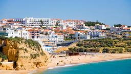 Albufeira hotels near Oura Beach