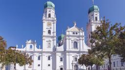 Passau hotels near St. Stephan's Cathedral