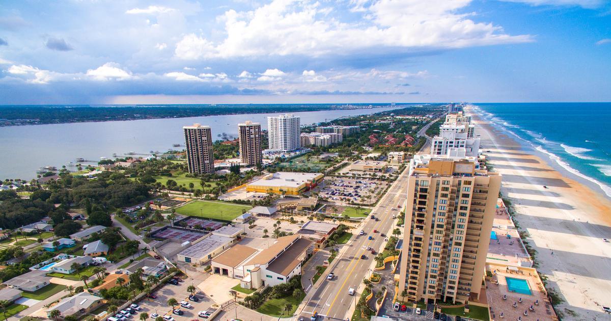 Car Access To Daytona Beach
