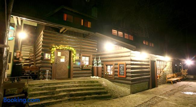 Koliba u Cerneho Medveda - Zlin - Building