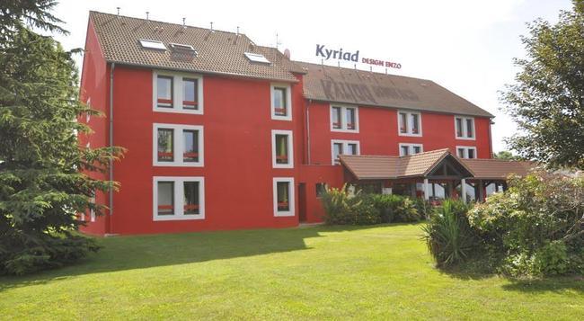 Kyriad Design Enzo Montlucon - Montlucon - Building