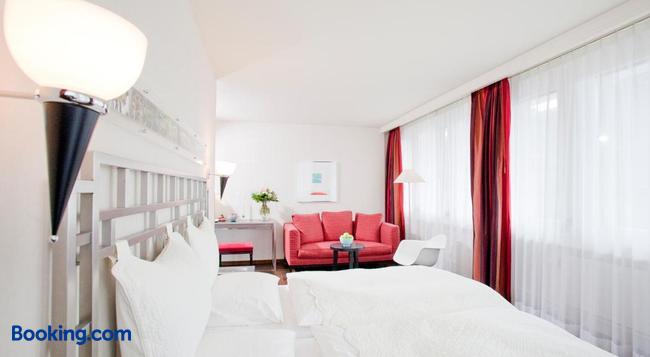 Hotel Metropol - Saint Gallen - Bedroom