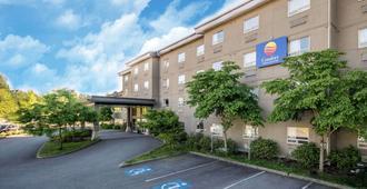 Comfort Inn & Suites - Langley - Building