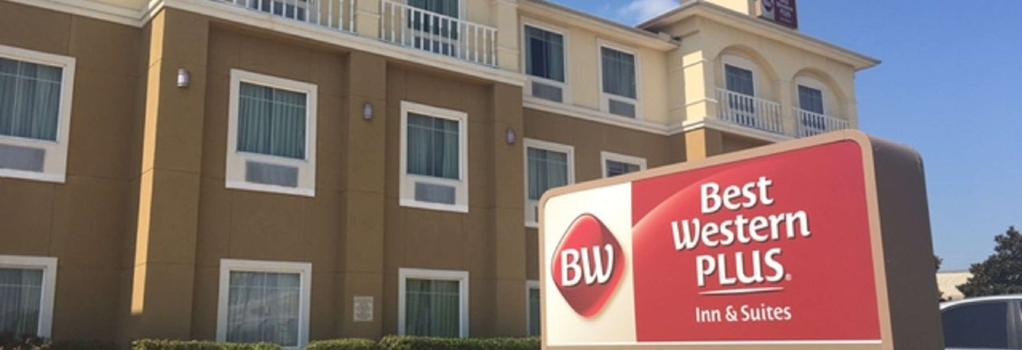 Best Western Plus Katy Inn & Suites - Katy - Building