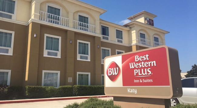 Best Western Plus Katy Inn & Suites - Katy - Building