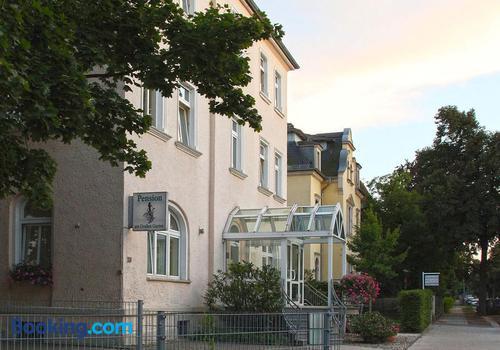 Pension Am Grossen Garten 80 156 Dresden Hotel Deals