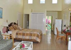 Bird Rock Beach Hotel - Basseterre - Bedroom