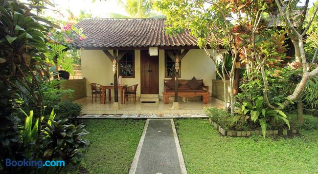 Gusti Kaler House - Ubud - Building