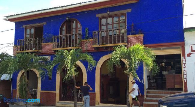 Posada Aguila Real - Palenque - Building