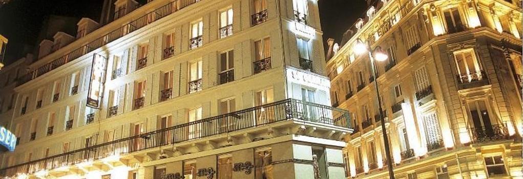 Hôtel Belloy Saint-Germain By Happyculture - Paris - Building