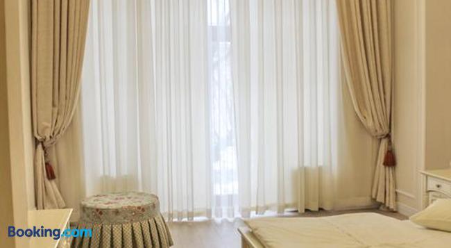 Apart Hotel Menshikov - Odessa - Bedroom