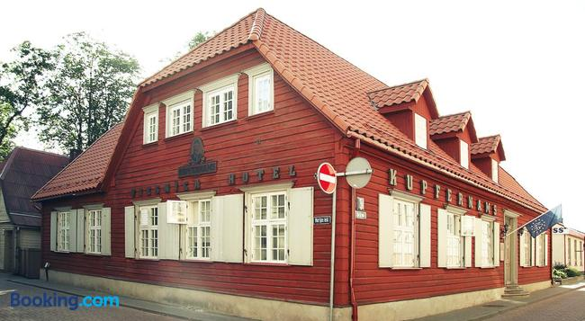Kupfernams - Ventspils - Building