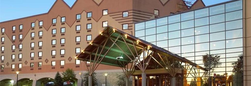 Kewadin Sault Ste Marie Hotel - Sault Ste. Marie - Building