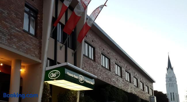Victoria Hotel - Bredasdorp - Building
