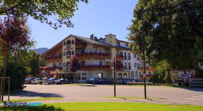 Hotel Seefelderhof - Seefeld - Building
