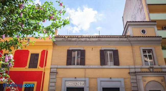 Furio Camillo - Rome - Building