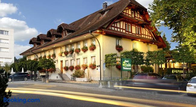 Landhotel Linde Fislisbach - Baden - Building