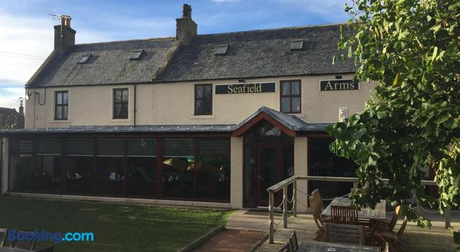 Seafield Arms Hotel - Banff - Building