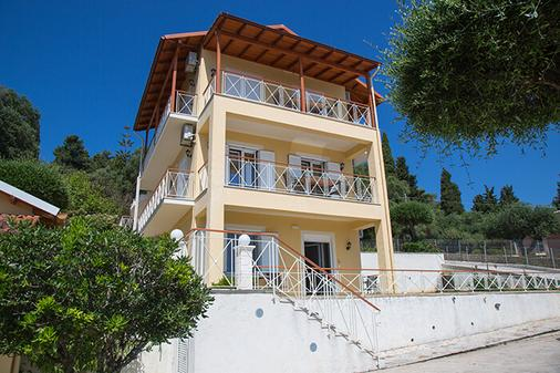 Brentanos Apartments ~ A ~ View Of Paradise - Corfu - Building