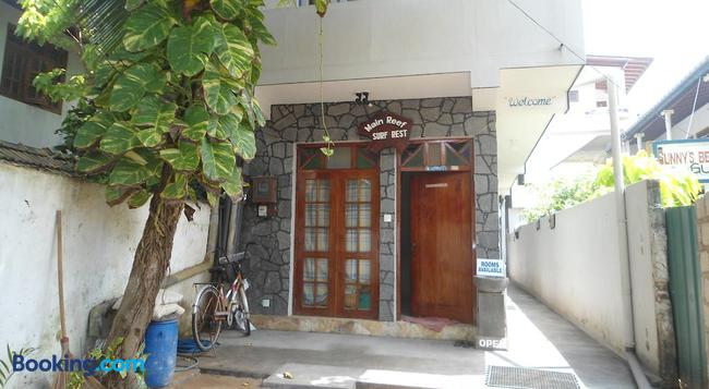 Main Reef Surf Hotel - Galle - Building