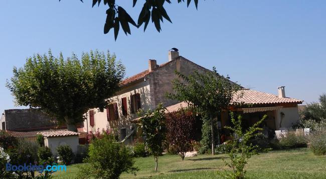La Fenière Aux Hirondelles - Orange - Building