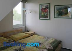 Ubytování u Macochy - Jedovnice - Bedroom