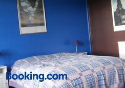 Chambres d'Hôtes Manoir du Buquet - Honfleur - Bedroom