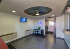 Americas Best Value Inn Amarillo Airport/Grand Street - Amarillo - Lobby