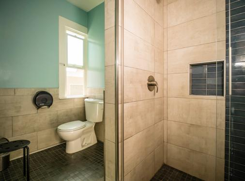 Usa Hostels Hollywood - Los Angeles - Bathroom