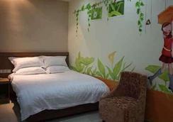 Super 8 Hotel Wenzhou Wang Jiang Lu - Wenzhou - Bedroom