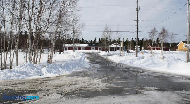 The Country Inn Motel - Gander - Building