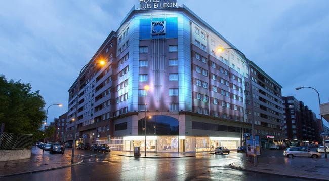 Hotel Silken Luis de León - León - Building