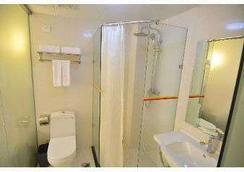 Super 8 Hotel Beijing Tian Tan Xi Men - Beijing - Bathroom