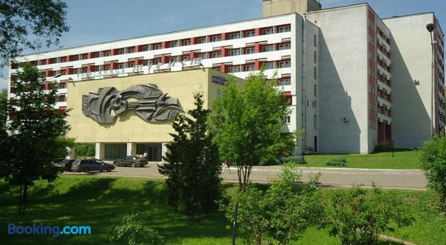 Tourist Hotel - Ivanovo (Ivanovo) - Building