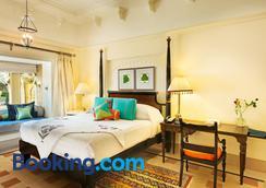 The Oberoi Udaivilas, Udaipur - Udaipur - Bedroom