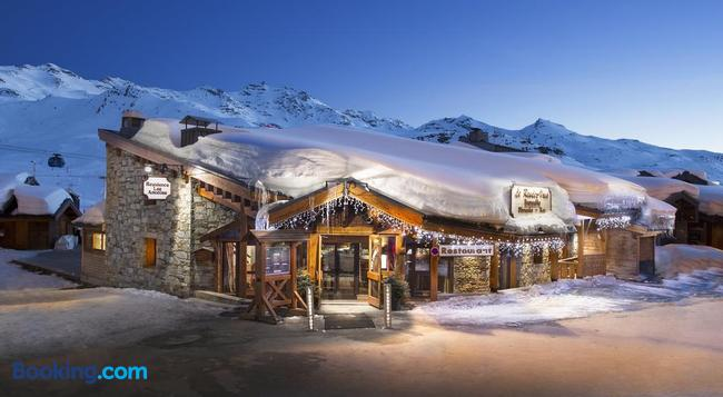 Ancolies Val Thorens - Val Thorens - Restaurant