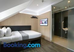 The Z Hotel Victoria - London - Bedroom