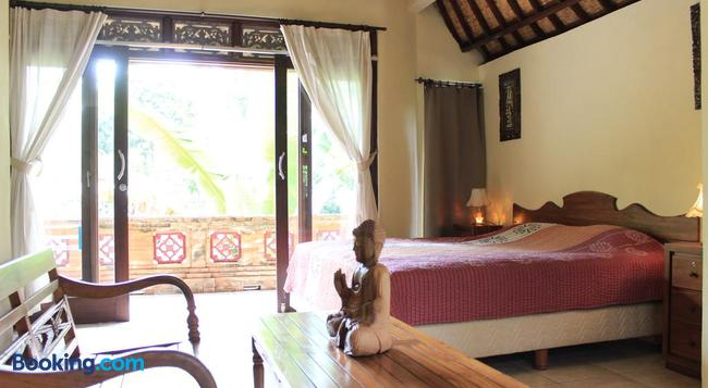Bali Asli Lodge - Ubud - Bedroom