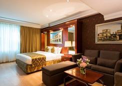 Best Western Plus Hotel Doha - Doha - Bedroom