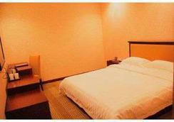 Super 8 Hotel Guannan Xin Dong Nan Lu - Lianyungang - Bedroom