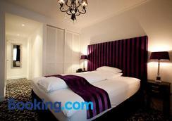 Hotel Aleksandra - Dusseldorf - Bedroom