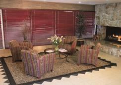 Safari Inn, a Coast Hotel - Burbank - Lobby