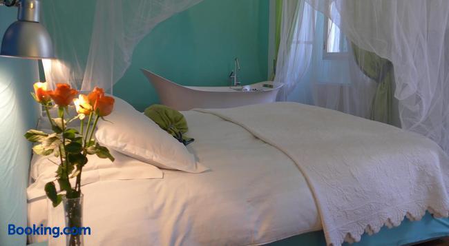 B&B Casa Fenoglio - Ventimiglia - Bedroom