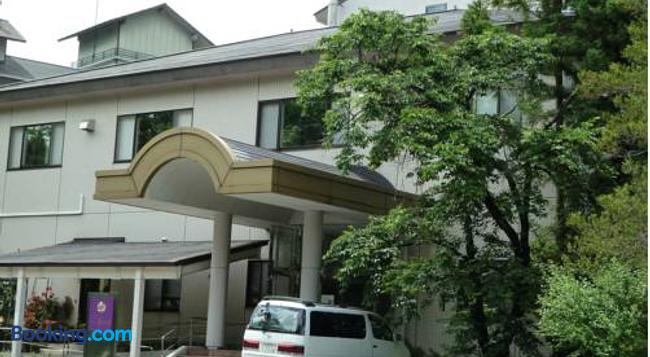 Hotel Yume-no-yu - Omachi - Building