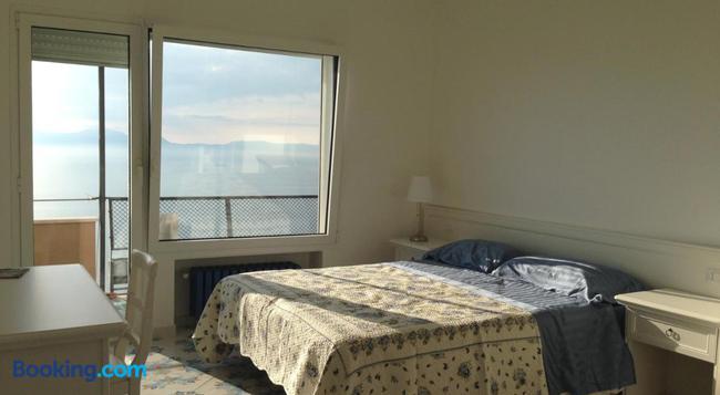 B&B Dipintodiblu' - Naples - Bedroom