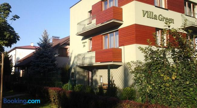 Villa Green - Oświęcim - Building