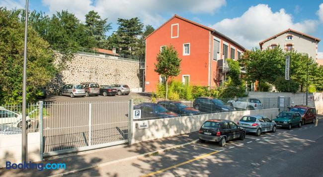 Gîte d'Etape Des Capucins - Le-Puy-en-Velay - Building